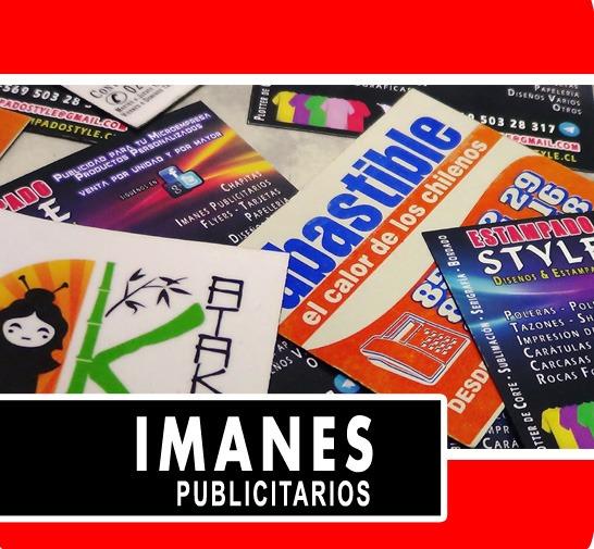 Imanes Publicitarios para pymes